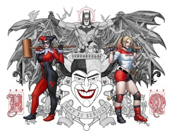 Las mejores imágenes de Harley Quinn, la antiheroína más demente de DC