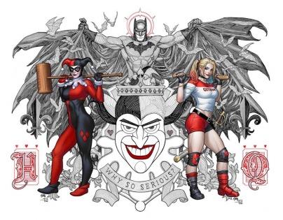 Las 28 Mejores Imagenes De Harley Quinn La Antiheroina Mas Demente