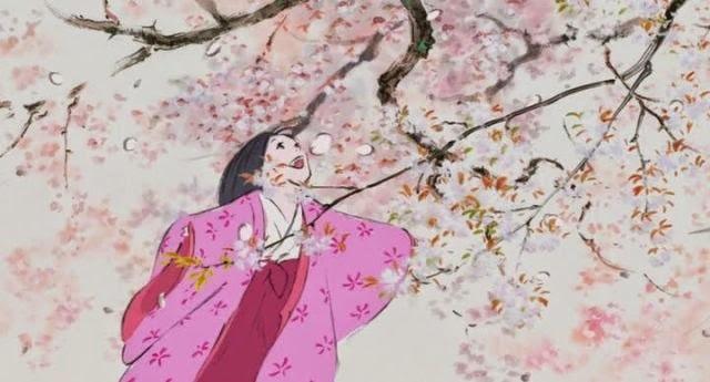 Cuenti Princesa Kaguya Netflix Películas Ghibli