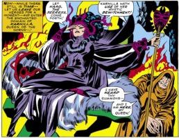 Todo sobre Karnilla, la reina hechicera de Asgard con el poder de las Piedras Norn