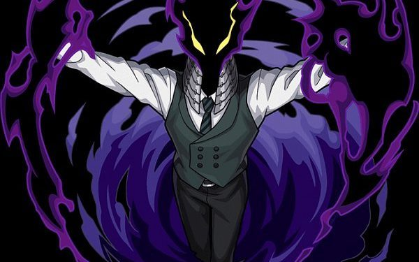 Kurogiri Personajes Fuertes My Hero Academia