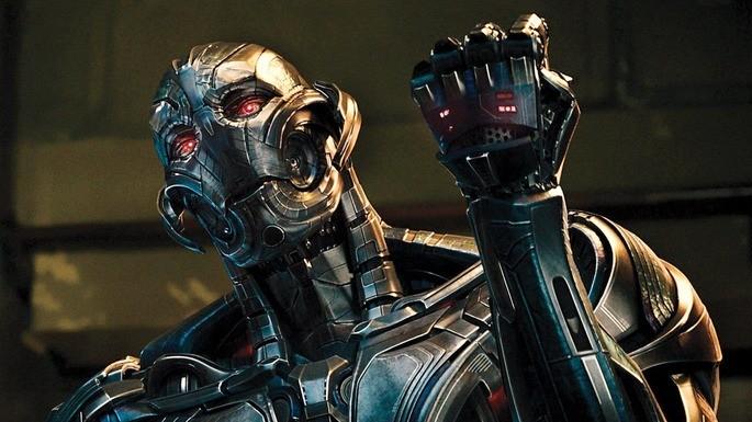 Ultron - Nuevo cuerpo