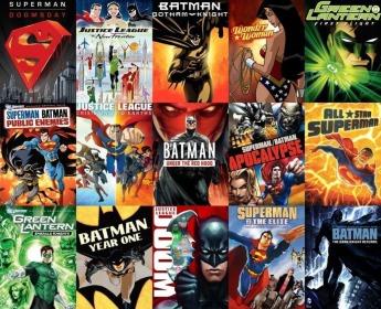 La guía definitiva sobre las películas de animación de DC Comics