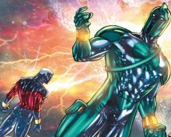 La historia de las Nega Bandas, los poderosos brazaletes cósmicos del Captain Marvel