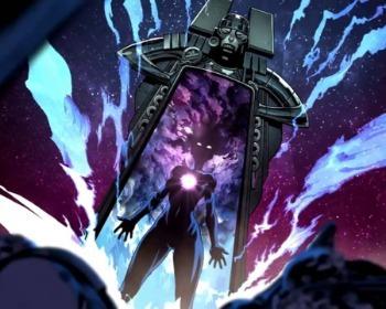 La historia oculta tras el Vórtice Negro, el codiciado objeto de poder cósmico del Universo Marvel