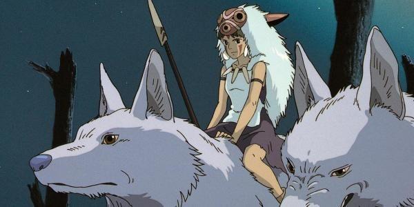 La princesa Mononoke Peliculas Anime