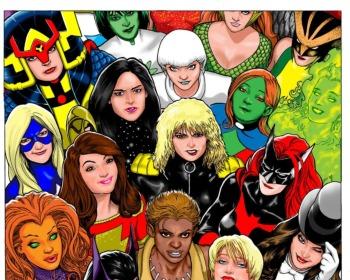 Las 11 superheroínas más poderosas de DC Cómics