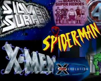 Las series animadas de televisión de Marvel (guía completa)