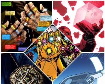 Los 35 artefactos más poderosos del Universo Marvel