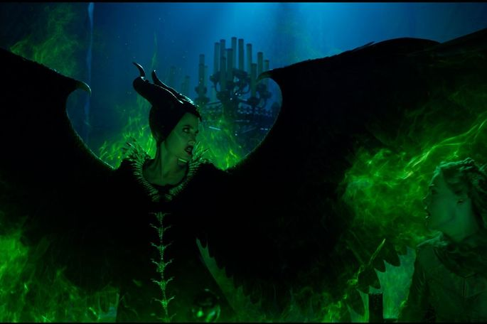 Maleficent Mistress of Evil Películas Infantiles