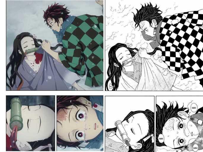 Adaptación manga-anime