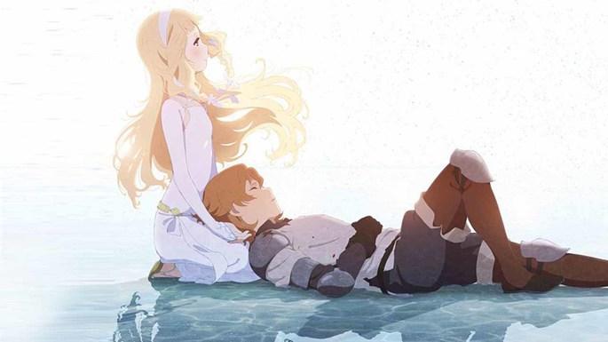 Maquia Un Amor Inmortal Peliculas Anime