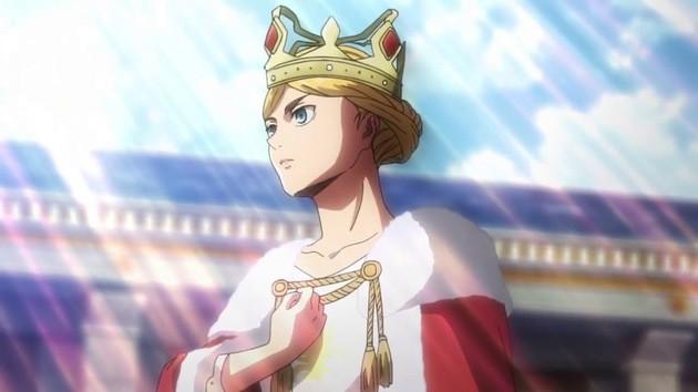 Historia Reiss coronación