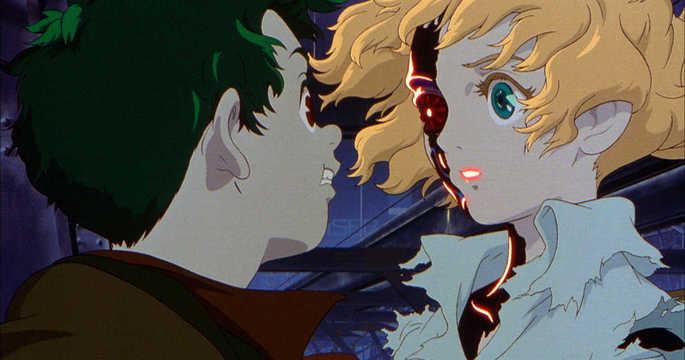 Metropolis Peliculas Anime