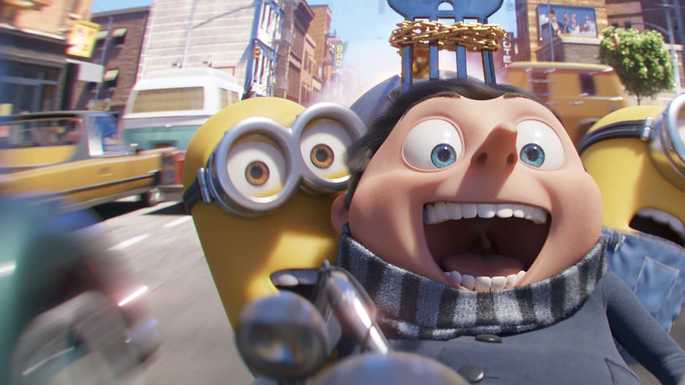 Minions 2 The Rise of Gru Películas Infantines