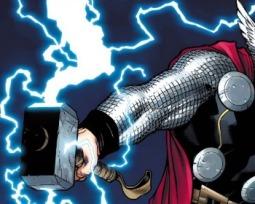 ¿Eres digno de levantar a Mjolnir, el poderoso martillo de Thor?