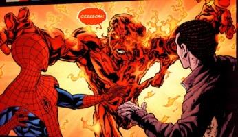 Descubre a Molten Man, el supervillano ígneo de Spider-Man: Lejos de casa