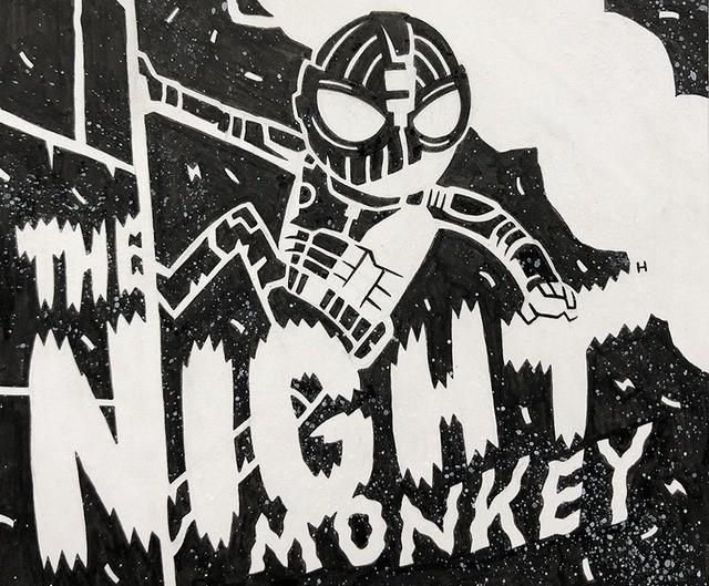 mono-nocturno
