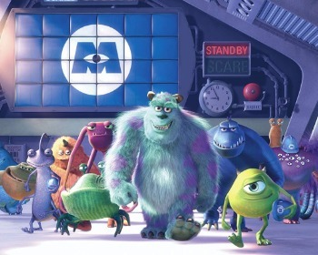 Monsters at Work  | Disney publica el primer poster promocional de la serie para Disney +