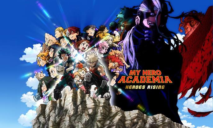 My Hero Academia: Heroes Rising Película Infantil