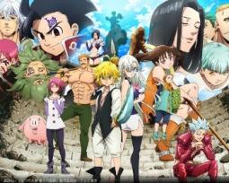 Nanatsu no Taizai | Personajes