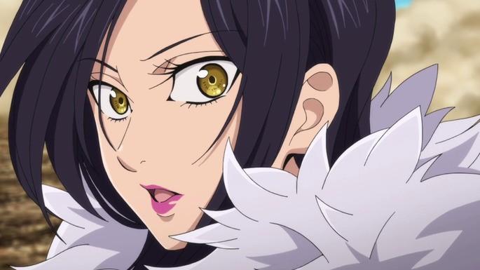 Nanatsu No Taizai Personajes - Merlin