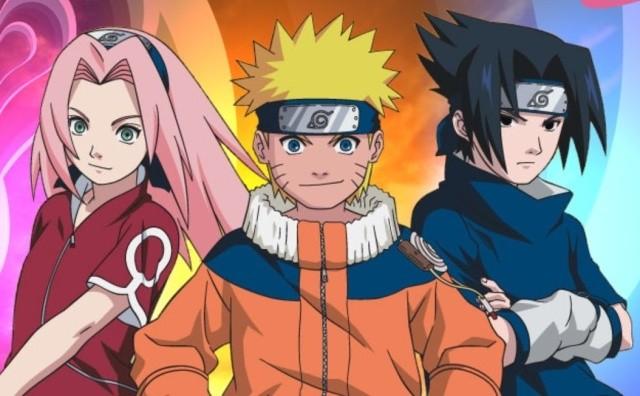 Naruto Mejores Animes Shounen