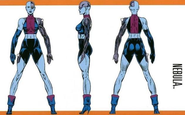 nebula-cyborg