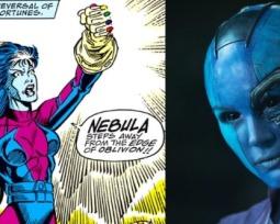 Todo sobre Nebula, la (otra) mortífera y peligrosa hija de Thanos
