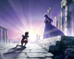 Netflix estrena nuevo trailer para la serie CG de Saint Seiya
