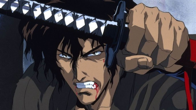 Ninja Scroll Peliculas Anime