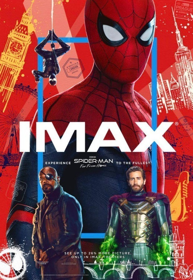 Spiderman New poster