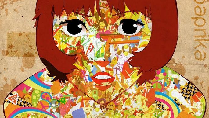 Paprika Peliculas Anime