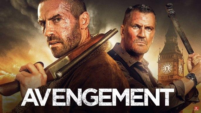 Películas de acción - Avengement