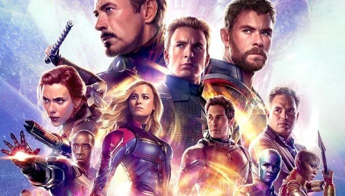 Películas de acción - Avengers Endgame