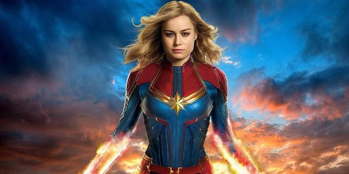 Películas de acción - Captain Marvel