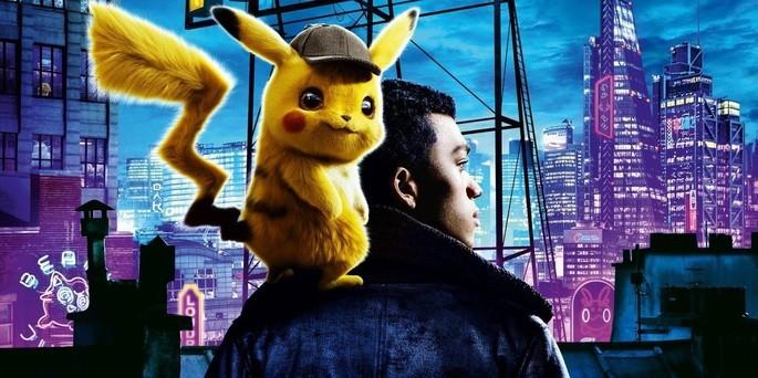 Películas de acción - Detective Pikachu