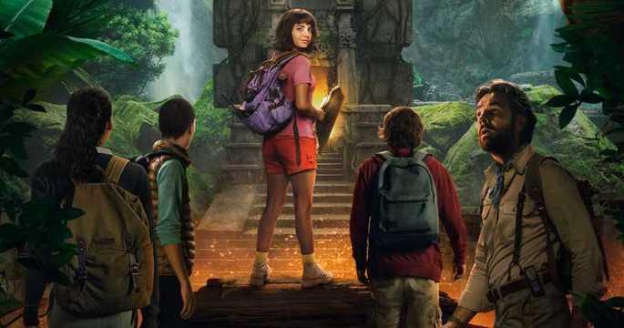 Películas de acción - Dora and the Lost City of Gold