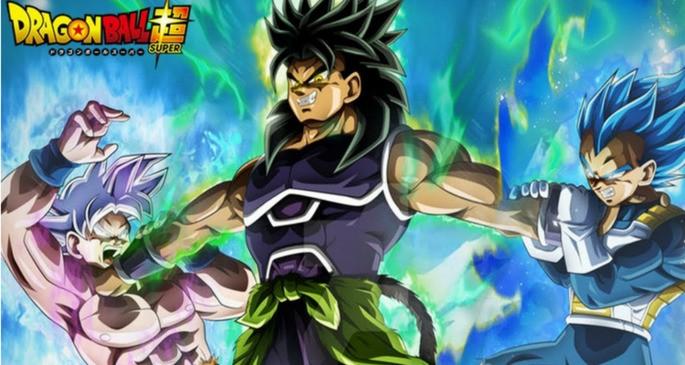 Películas de acción - Dragon Ball Super Broly