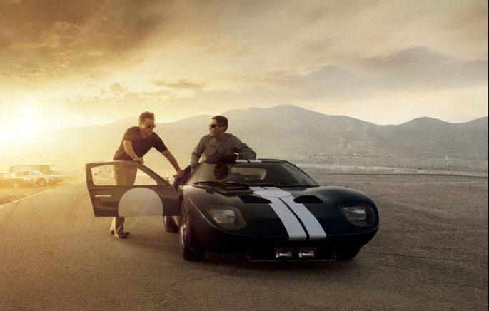 Películas de acción - Ford V Ferrari