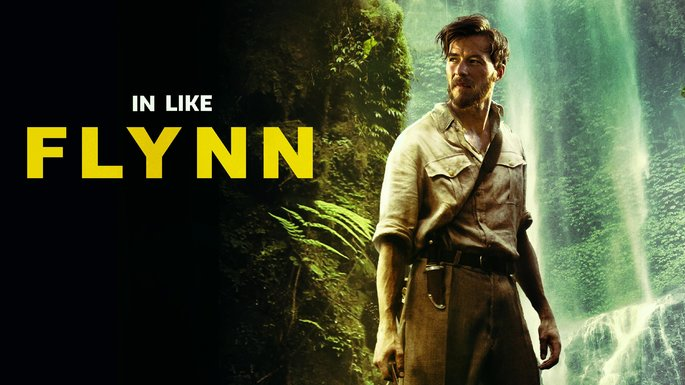 Películas de acción - In Like Flynn