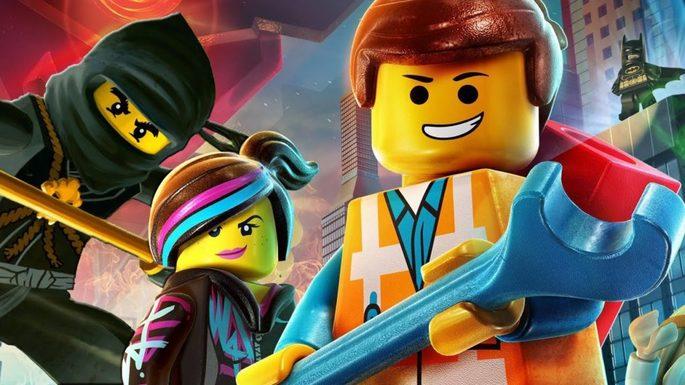 Películas de acción - Lego Movie 2