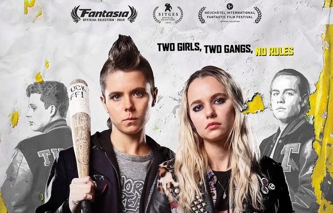 Películas de acción - Riot Girls