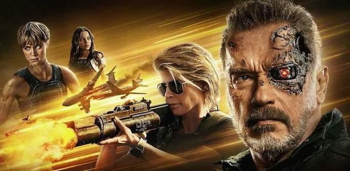 Películas de acción - Terminator Dark Fate