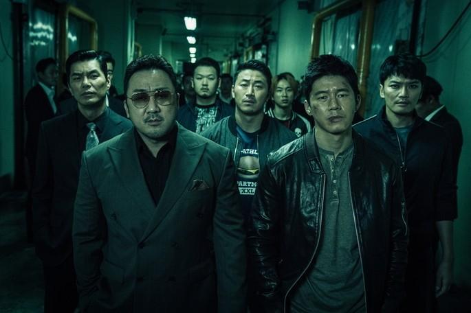 Películas de acción - The Gangster, the Cop, the Devil