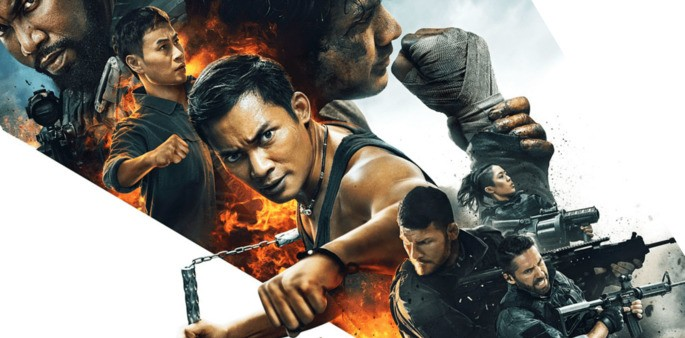 Películas de acción - Triple Threat
