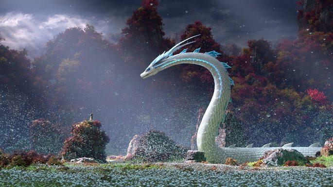 Películas de acción - White Snake