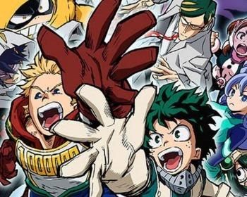 My Hero Academia | Conoce a los personajes más importantes del anime