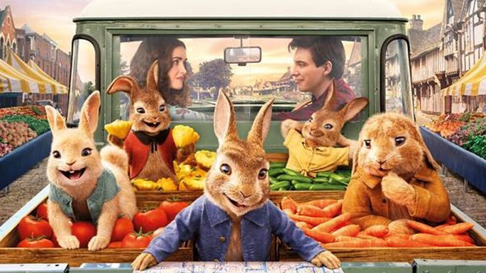 Peter Rabbit 2 The Runaway Películas Infantiles