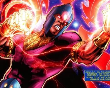 ¡Arrodíllate ante el poder de Sphinx y su Piedra Ka, capaz de hacer frente a Galactus!